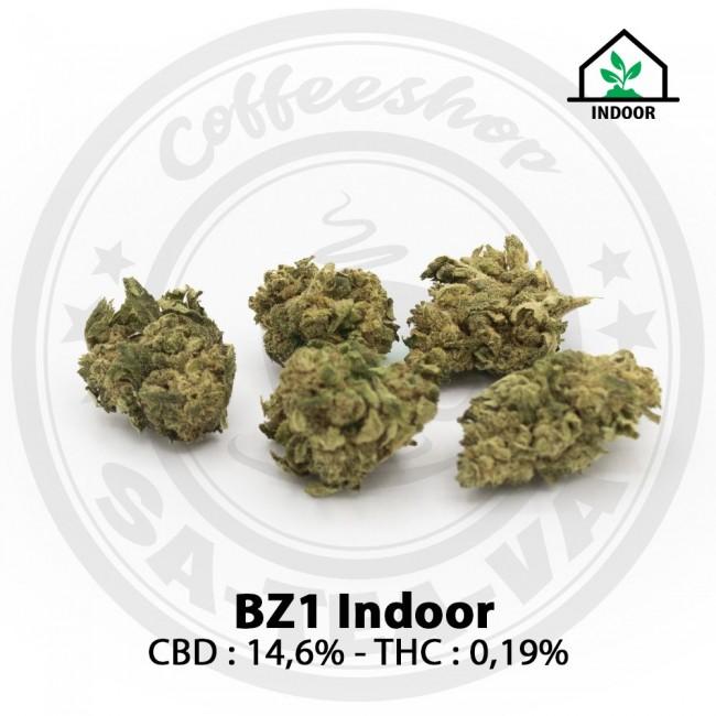 Fleurs CBD BZ1 Indoor
