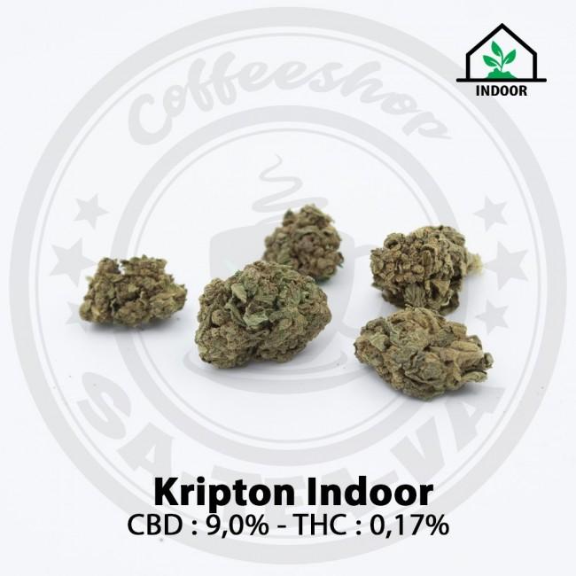 Fleurs CBD KRIPTON Indoor