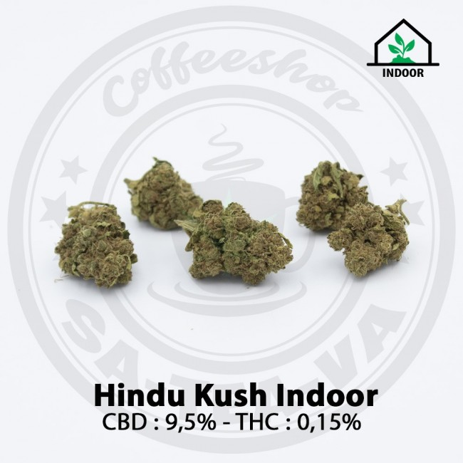 Fleurs CBD HINDU KUSH Indoor