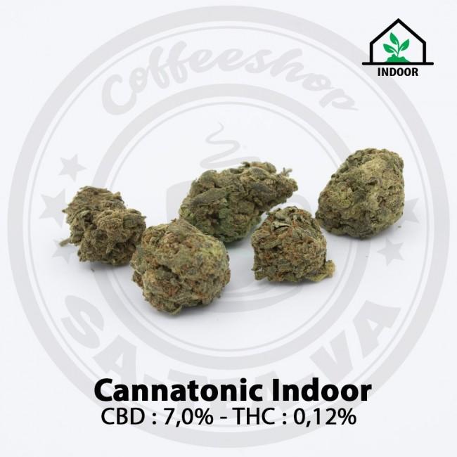 Fleurs CBD CANNATONIC Indoor