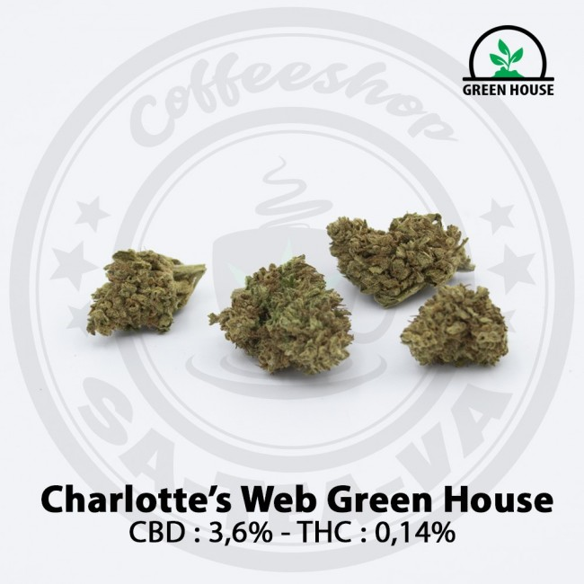 Fleurs CBD CHARLOTTE'S WEB...