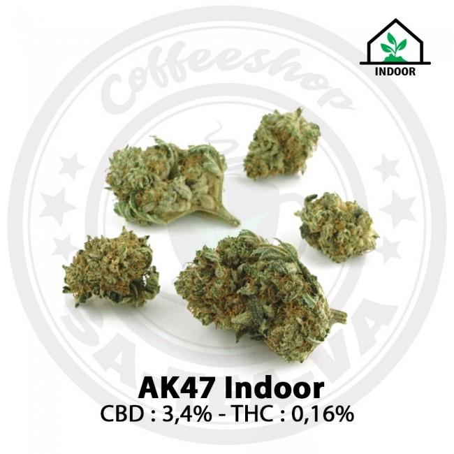 Fleurs CBD AK47 Indoor