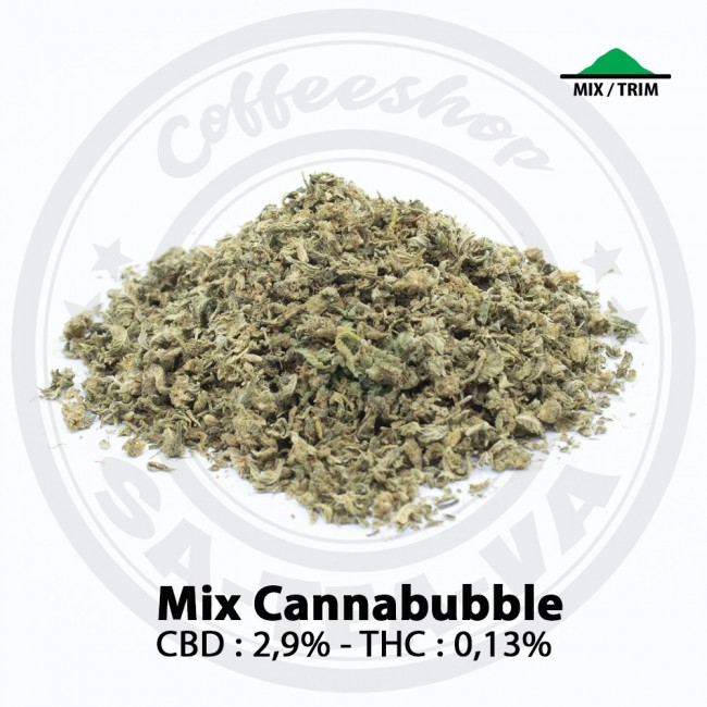 Mix CBD CANNABUBBLE