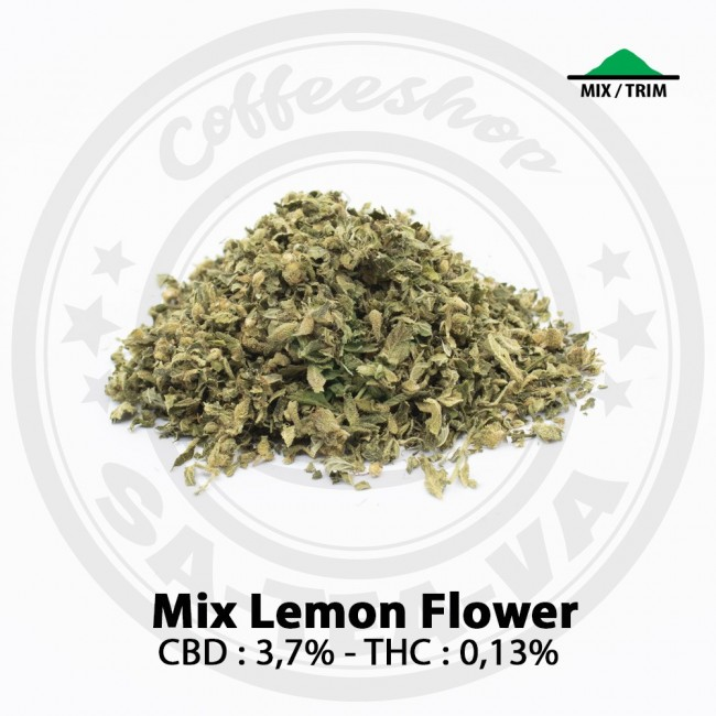 Mix CBD LEMON FLOWER