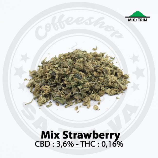 Mix CBD STRAWBERRY