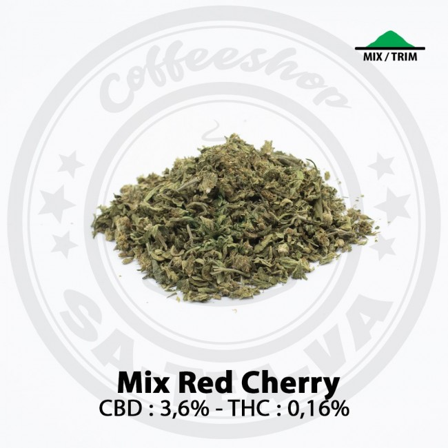 Mix CBD RED CHERRY
