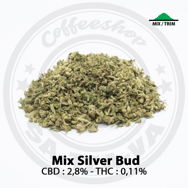 Mix CBD SILVER BUD