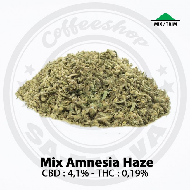 Mix CBD AMNESIA HAZE