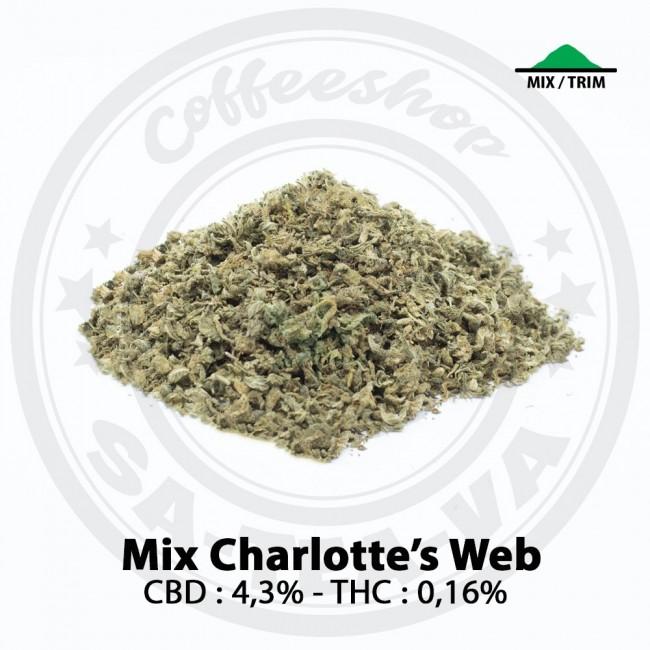 Mix CBD CHARLOTTE'S WEB
