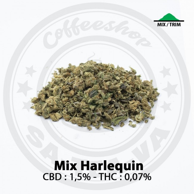 Mix CBD HARLEQUIN