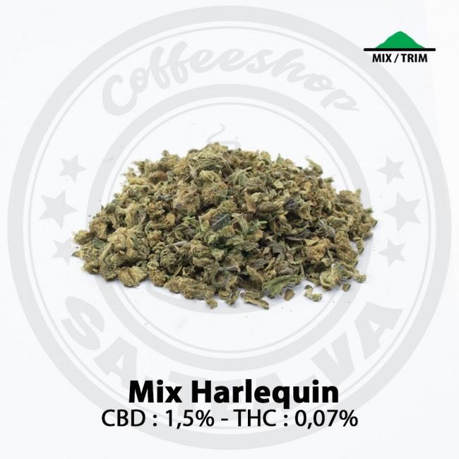 Mix CBD HARLEQUIN