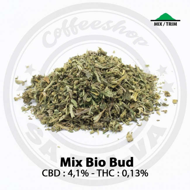Mix CBD BIO BUD