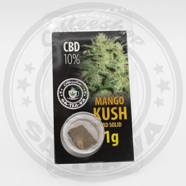 Résine CBD Mango Kush 10% 1G