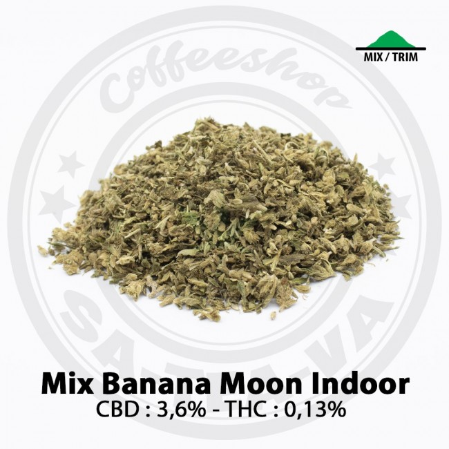Mix CBD BANANA MOON
