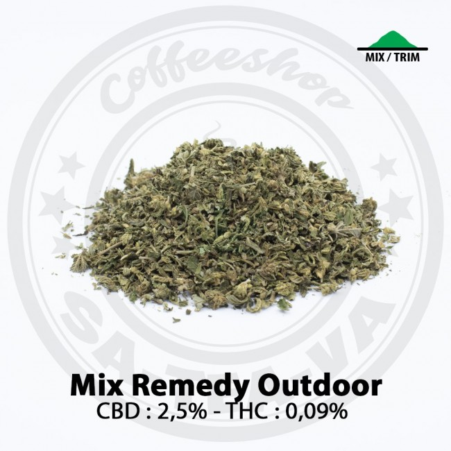 Mix CBD REMEDY