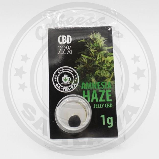 Jelly CBD Amnesia Haze 22% 1G