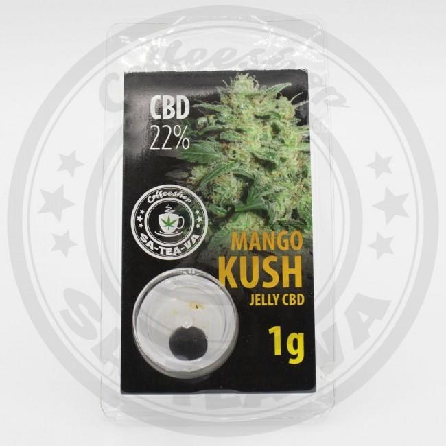 Jelly CBD Mango Kush 22% 1G
