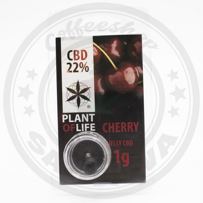 Jelly CBD Cherry 22% 1G