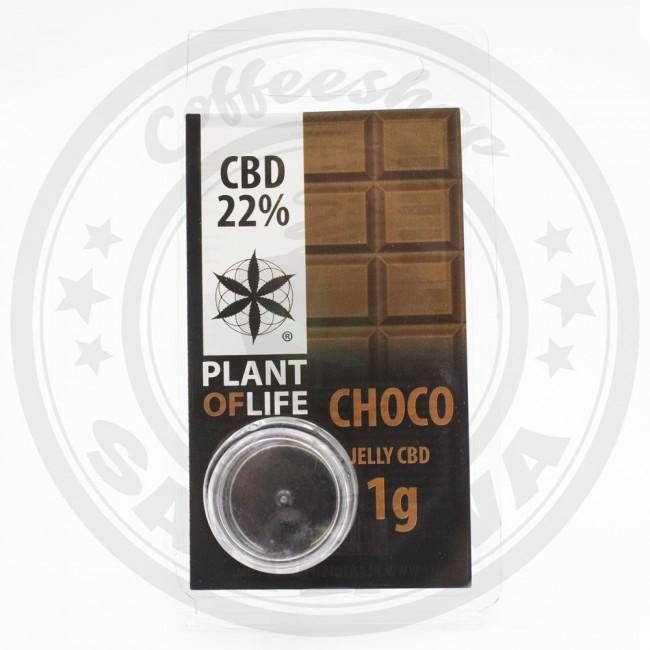Jelly CBD Choco 22% 1G