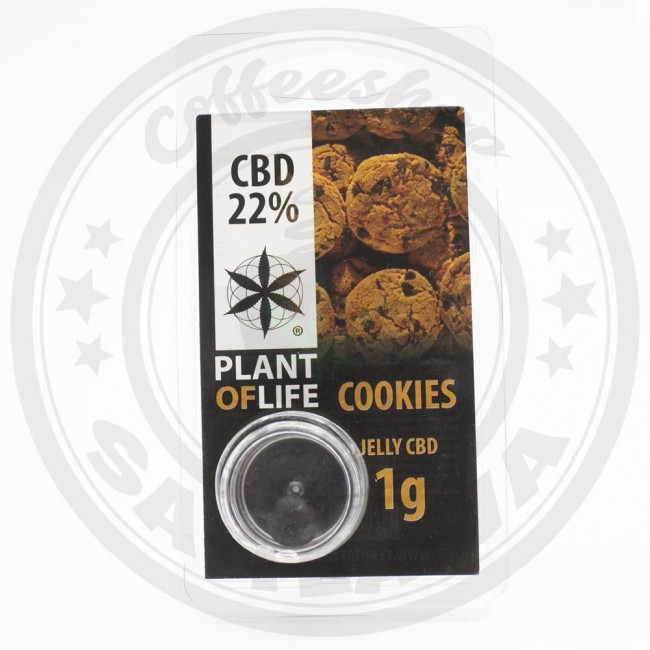 Jelly CBD Cookies 22% 1G