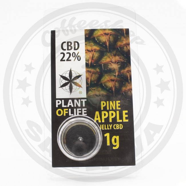 Jelly CBD Pine Apple 22% 1G