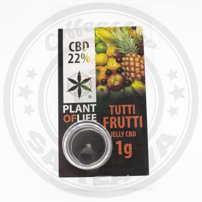 Jelly CBD Tutti Frutti 22% 1G