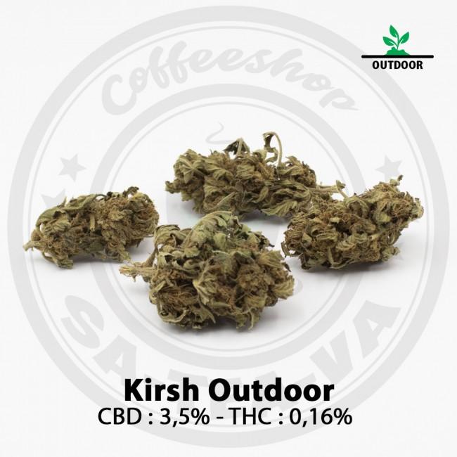 Fleurs CBD KIRSH OUTDOOR