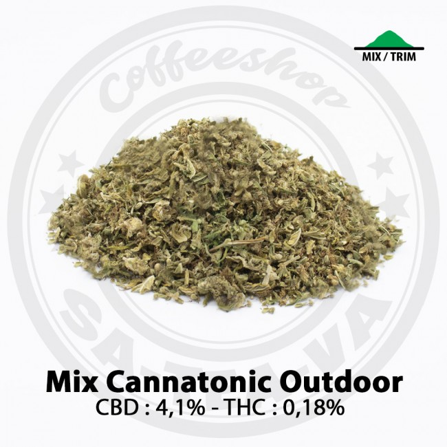 Mix CBD CANNATONIC