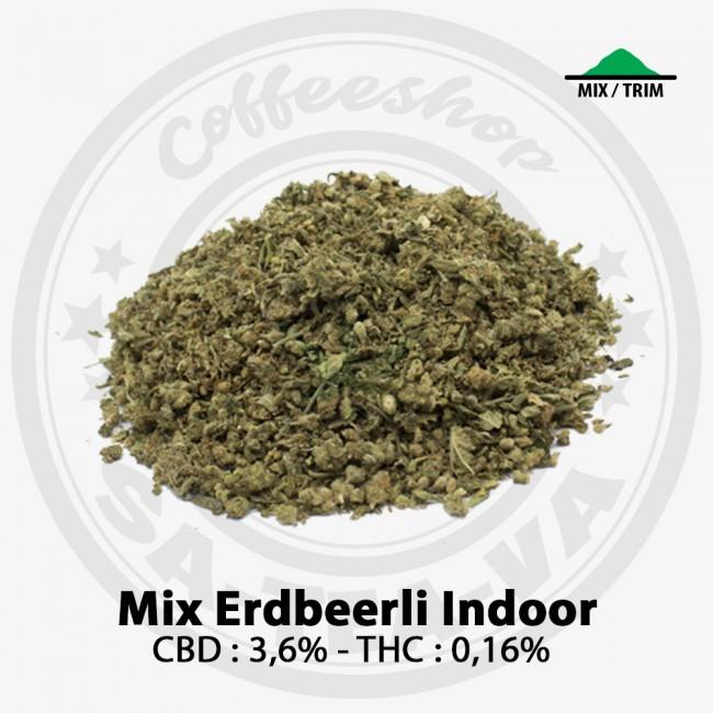 Mix CBD ERDBEERLI INDOOR