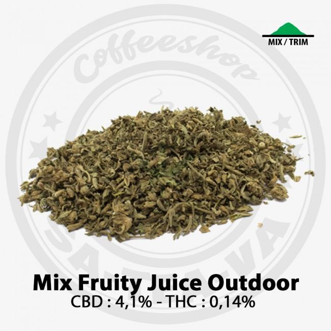 Mix CBD FRUITY JUICE