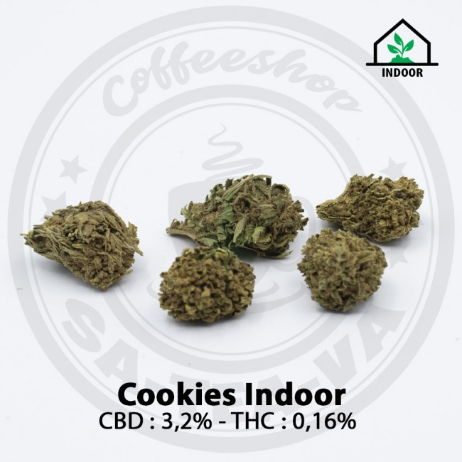 Fleurs CBD Cookies INDOOR