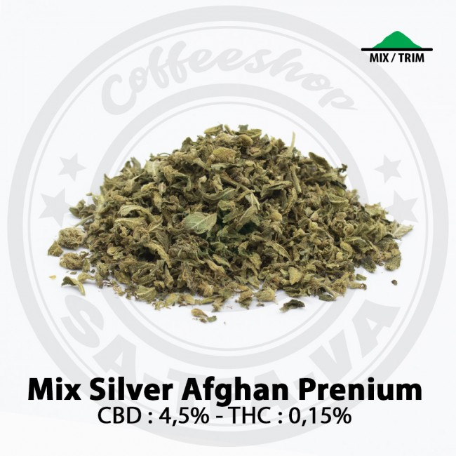 Mix CBD SILVER AFGHAN PREMIUM