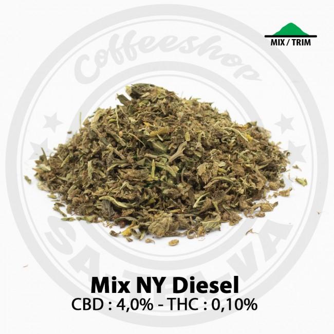 Mix CBD NEW YORK DIESEL