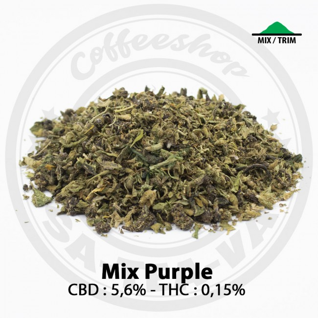 Mix CBD PURPLE