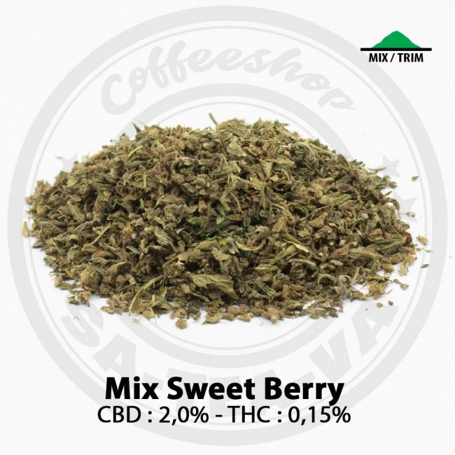 Mix CBD SWEET BERRY