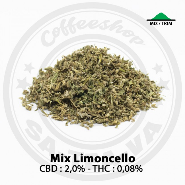 Mix CBD LIMONCELLO