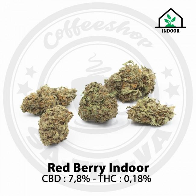 Fleurs CBD Red Berry Indoor