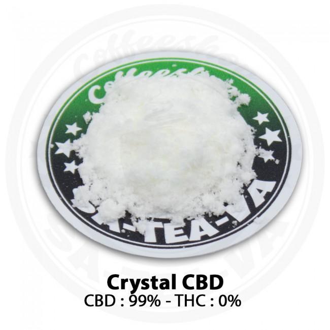 Crystal CBD 99%