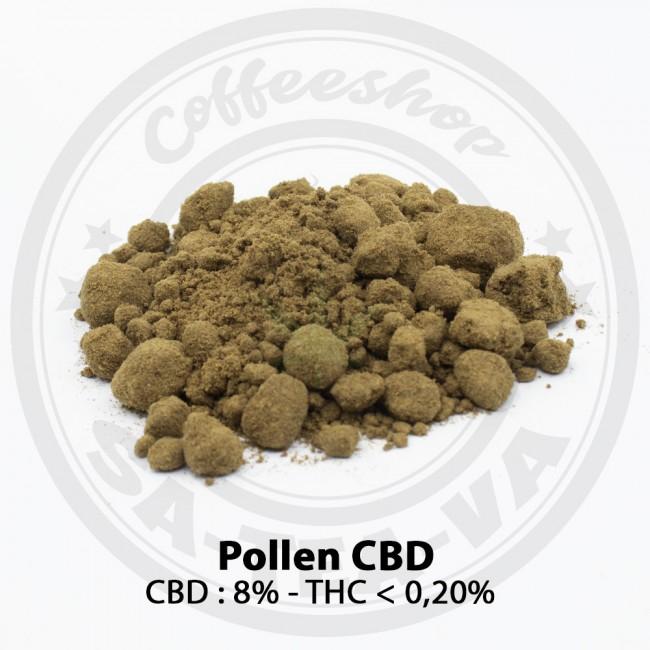Pollen CBD 8%
