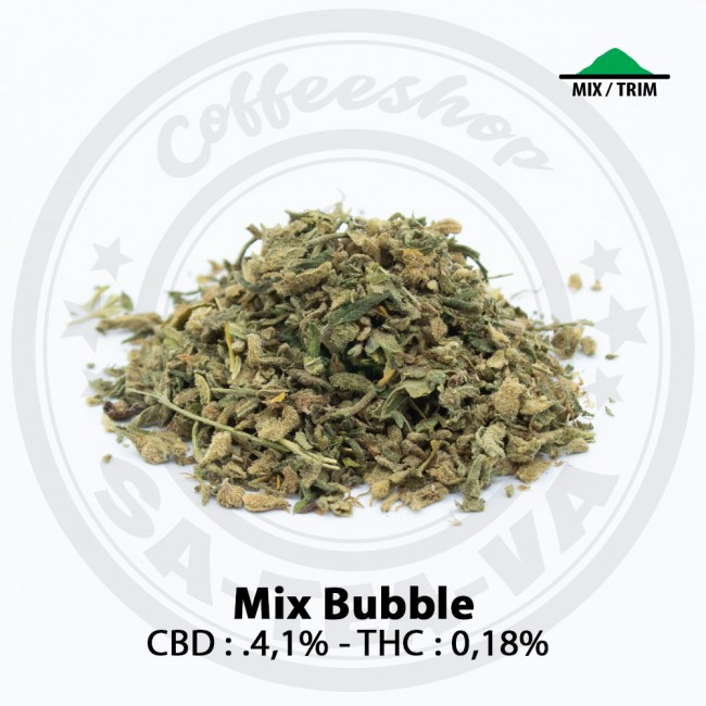 Mix CBD Bubble
