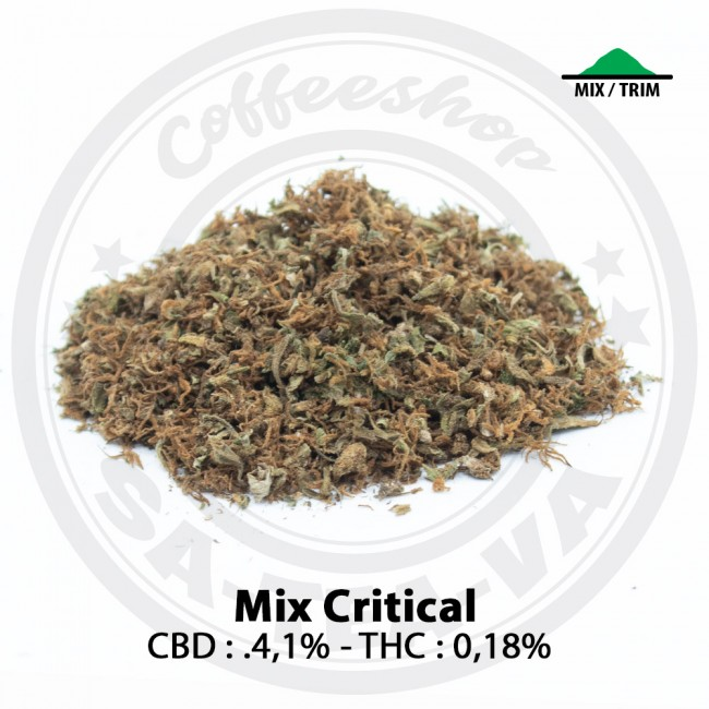 Mix CBD Critical