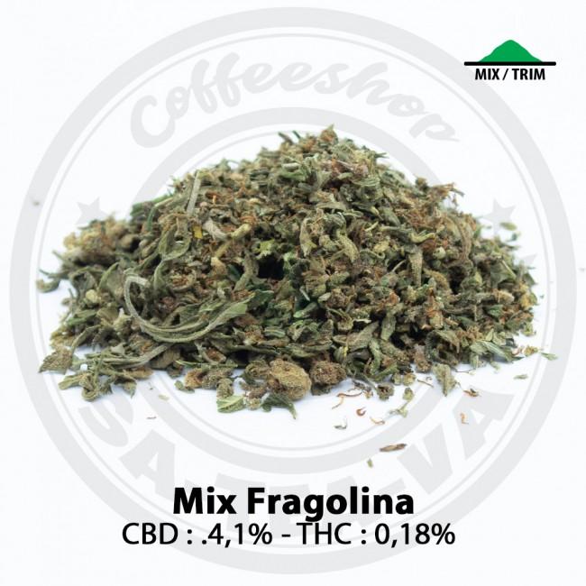 Mix CBD Fragolina