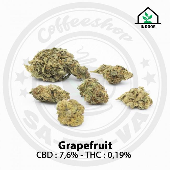 Fleurs CBD Grapefruit Indoor