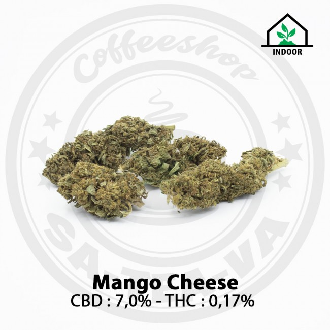 Fleurs CBD Mango Cheese Indoor