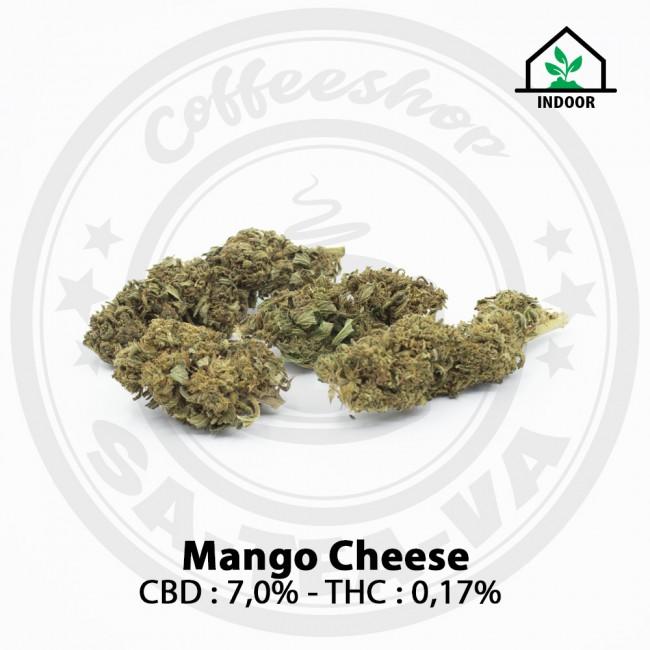 Fleurs CBD Mango Cheese Indoor