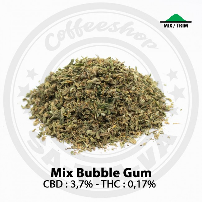 Mix CBD BUBBLE GUM