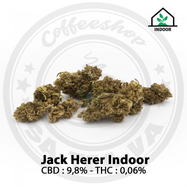 Fleurs CBD JACK HERER Indoor