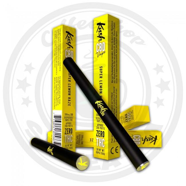 Kush Vape Pen 40% CBD Lemon...