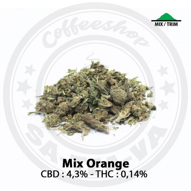 Mix CBD ORANGE