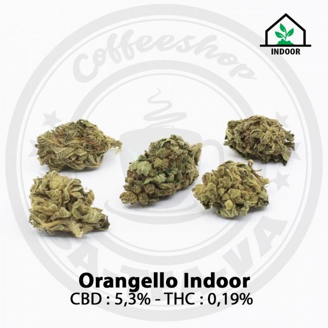 Fleurs CBD Orangello Indoor